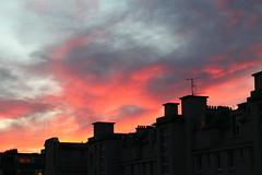Paris (corno.fulgur75) Tags: parís parigi parijs paryż paříž iledefrance auteuil 16earrondissement france francia frança frankrijk frankreich frankrig frankrike francja francie sunset coucherdesoleil paris august2016
