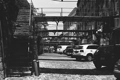 Savannah (jbrighamphotography) Tags: nikonf photomic ftn nikon nikkor kodak trix filmphotography streetphotography savannah georgia alley 400tx