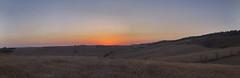 PAN_33 (opaxir) Tags: panorama pan landscape tuscany toscana orcia senese valdorcia italy tramonto sunset