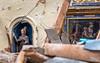 Ad un mese dal terremoto che ha sconvolto Visso (Luigi Alesi) Tags: visso marche macerata sibillini villa santantonio borgo chiesa terremoto sirma macerie