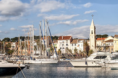 Sanary (michel rougn@ux) Tags: mer sea bateaux boats d300 nikkor50mmf1 4