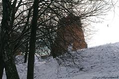 Ruins of Navahrudak Castle (Natali Antonovich) Tags: motherlandbelarus belarus nature winter snow frost christmasholidays history oldtown oldtime oldworld oldest ruinsofnavahrudakcastle navahrudak novogrudok castle