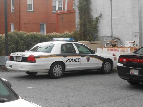 Montgomery County Police CVPI