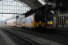 DDZ 7511 ([Publicer Transport] Ricardo Diepgrond) Tags: ns nid ddz 7511 haarlem station wissels dubbeldekszone nieuwe intercity dubbeldekker trein sprinter amsterdam centraal