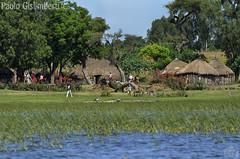 villaggio di pescatori Sidama, hamlet of Sidama fishers (paolo.gislimberti) Tags: etiopia ethiopia gente people case houses capanne dwellings povertà poverty viaggio travel