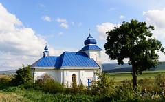 Kaplica cmentarna w Kamience