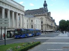 Tours Filbleu 322 (Bou46) Tags: france bus buses mercedes frankreich 5 frankrijk tours autobus 322 citaro mercedescitaro filbleu cc506rj