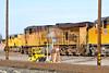 2014-05-16_23 (Hyperflange Industries) Tags: california up yard nikon raw nef pacific union locomotive nikkor davis roseville d90 capturenx nikoncapturenx 1685mm capturenx2