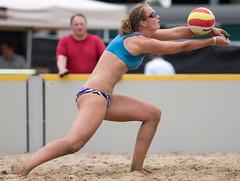 Z6081438 (roel.ubels) Tags: beach sport beachvolleyball volleyball volleybal 2014 beachvolleybal eredivisie pinkstertoernooi sintanthonis