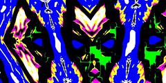 May 20 (joybidge) Tags: canada art awesome colourful ornate psychedelic exciting kaleidoscopic detailed alteredimage fractallike veganartist naturepatternscanada philscomputerart magicalgeometry inkblottishdesigns