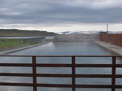 Nordur hot spring swimming pool (misiekmintus) Tags: ocean naturaleza nature water pool swimming island iceland islandia view natur atlantic swimmingpool fjord hotspring westfjords przyroda nordur
