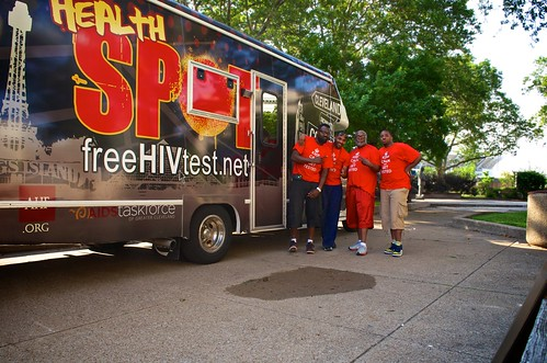 National HIV Testing Day 2014 - Cleveland, OH