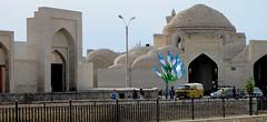 Bukhara (manu/manuela) Tags: architecture uzbekistan bukhara muslimart