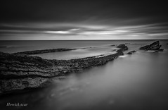 Howick scar (Alan Short UK) Tags: seascape canon 9 sigma northumberland filter lee nd 1020 howick sugarsands 550d bigstopper