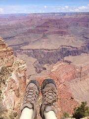 Hanging out at the Grand Canyon (J Blough) Tags: arizona nationalpark nps grandcanyon nos