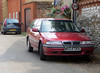 1994 Rover 418 SLD Tourer (Spottedlaurel) Tags: rover r8 418 400series