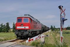 P1700176 (Lumixfan68) Tags: eisenbahn db bahn deutsche 232 ludmilla züge schenker loks baureihe dieselloks sechsachser marschbahnumleiter