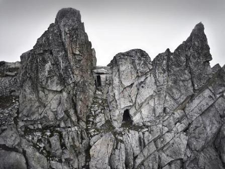 Valle di Breguzzo, Gruppo dell'Adamello Postazioni di sbarramento austro-ungariche in alta quota