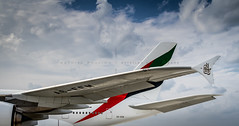A6-EEM (360 Photography) Tags: plane airplane montreal aviation rr rollsroyce emirates trent airbus a380 dorval avion yul mathieupouliot a6eem