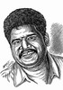 Director K S RAVIKUMAR Portrait   Pen Drawing by Artist AniKartick Chennai Tamil Nadu India