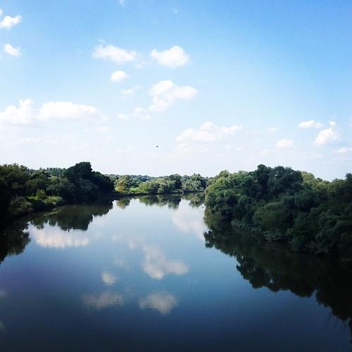 Il bel Danubio blu #bratislava #danubio #doporocco