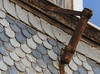 (:Linda:) Tags: germany thuringia town hildburghausen fishscalepattern rusty flagholder rust