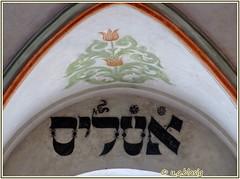 teb - altes jdisches viertel (ugblasig) Tags: synagogue tschechien synagoge czechrepublic jewishquarter tchque moravia morava teb synagoga jdischesviertel eskrepublika mhren trebic quartierjuif trebitsch idovsktvr