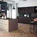 Black Matt Cashmere Pisa Kitchen