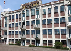 Warehousing (daviddb) Tags: buildings factory artdeco zaanstadt