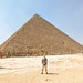 The Great Pyramid of Giza (Pyramid of Cheops or Khufu)
