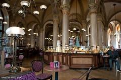 Vienne, Wien , Vienna (Graffyc Foto) Tags: vienna wien old cafe nikon foto d central center 300 f28 vienne 2014 1755 graffyc