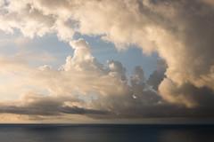 Clouds  la Turner (Bram Meijer) Tags: sea seascape zee turner clods wolkenlucht