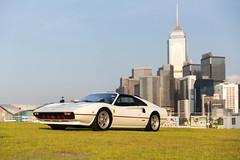Ferrari 308 GTS (Black Cygnus Photography) Tags: cars hongkong central classiccars gts ferrari308 worldcars keithmulcahy