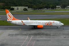 PR-GGB GOL Transportes Aéreos Boeing 737-8EH(WL) - cn 35064 / ln 2498 (Diegonvs) Tags: plane fly taxi aircraft aviation air jet aeroporto fir recife avião aviao aviação nordeste rec aviacao sbrf sbre