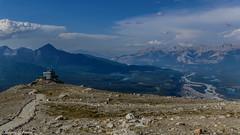 Jasper (Josiane .) Tags: summer canada mountains nature clouds landscape nationalpark nikon jasper lakes rockymountain