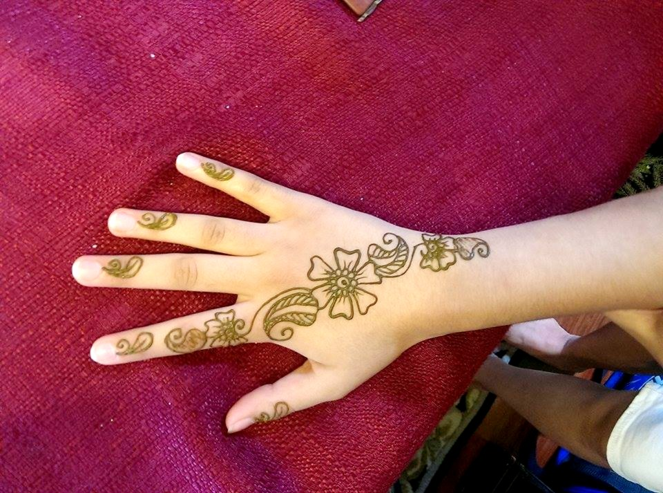 The World S Best Photos Of Henna And Simple Flickr Hive Mind