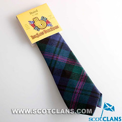 Clan Baird Child's Tie