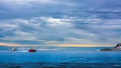 Arctic Policing (x_tan) Tags: svalbard arctic canonef85mmf12liiusm greenlandsea svalbardandjanmayen canoneos5dmarkiii