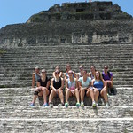 Volleyball Belize Trip.