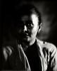 Darkness prevails (Giovanni Savino Photography) Tags: portrait dark papernegative study portraiture darkside studioportrait 4x5camera strobist magneticart ©giovannisavino burkeandjamesrembrandtportraitcamera