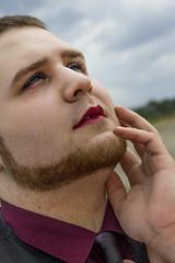 IMG_0144 (MatthewBryanPruitt) Tags: bear cute sexy make up drag cub adorable makeup chub queen unf