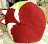 "Sleepy Fox Tea Cosy • <a style=""font-size:0.8em;"" href=""http://www.flickr.com/photos/29905958@N04/14861394226/"" target=""_blank"">View on Flickr</a>"