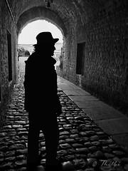 100902 BW shsD 140827 © Théthi (thethi: pls read my first comment, tks) Tags: bw silhouette belgique nb chapeau fortification dinant homme forteresse namur wallonie souterain belgium ruby20 setoctobre setarchitectureurbanism rubyfrontpage provincenamur lookgold setbwsepia bestof2010 halloffame setpeople fact70 faves91 setprovnamur faves100 fac90 3875106169