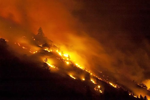 Rowena Fire by #ODF, on Flickr