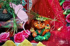 Handmade Ganesh Murti (Amit Pise ( )) Tags: ganesh chaturthi ganpati nagpur tekadi morya