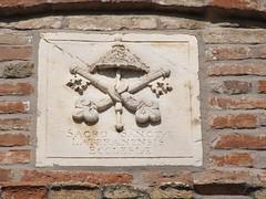 Offagna Chiesa di Santa Lucia  DSCF7415 (www.turismo.marche.it) Tags: borgo rocca offagna festemedievali