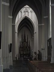 Tilburg rk kerk Heuvel zij-altaar (Arthur-A) Tags: church netherlands joseph catholic nederland kirche tilburg kerk brabant eglise noordbrabant katholiek