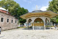 20140803-105151_DSC4587.jpg (@checovenier) Tags: istanbul turismo istambul turchia agyasofia cattedraledisantasofia intratours voyageprivée
