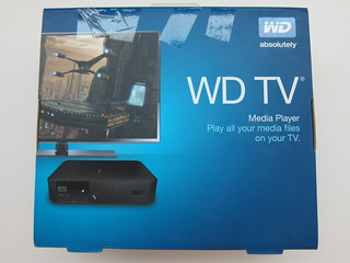Western Digital TV Media Player (WD TV)