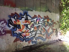 Tekn (That_Good_Stuff) Tags: graffiti northbay tekn